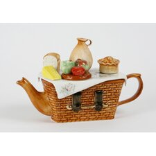 An English Picnic Teapot