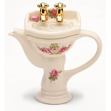 One Cup Wash Basin Teapot