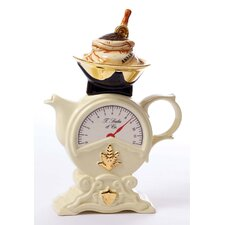 Scale / Cream Tea Pot