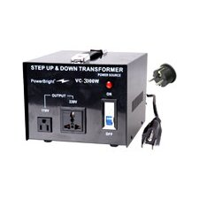 3000W Step Up / Down Voltage Transformer