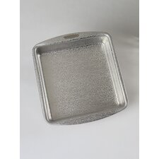 <strong>Doughmakers</strong> Pebbleware Square Cake Pan