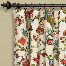 Bayliss Rod Pocket Curtain Single Panel