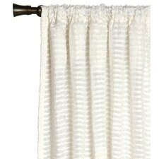 Sandler Yearling Cotton Grommet Curtain Single Panel