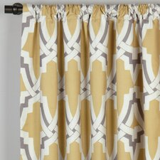 Davis Cotton Curtain Single Panel