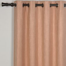 Haberdash Cotton Grommet Curtain Single Panel