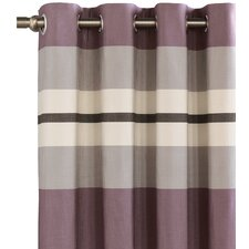 Lautner Grommet Curtain Single Panel