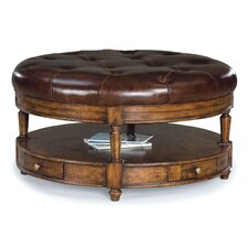 Tufted Coffee Table