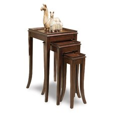 <strong>Fairfield Chair</strong> Minuette 3 Piece Nesting Tables