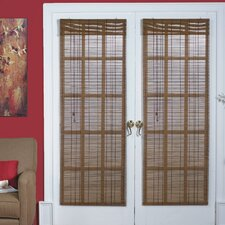 French Door Rayon RollUp Blind