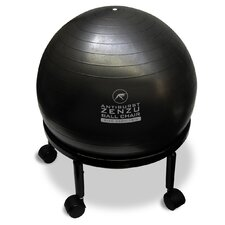 Ball Chair in Black