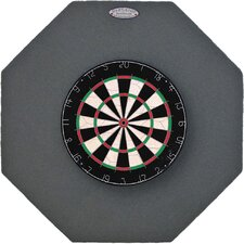 "<strong>Dart-Stop</strong> Original 36"" Octagonal Backboard in Gray"