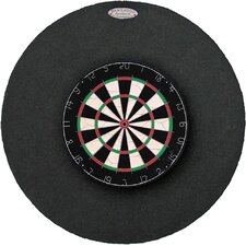 "Original 36"" Round Backboard in Black"