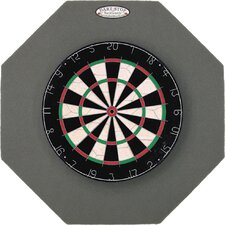 "Pro Series 29"" Octagonal Backboard in Gray"