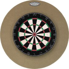 "Pro Series 29"" Round Backboard in Tan"