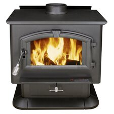 Extra Large EPA Certified 3,000 Square Foot Wood Stove