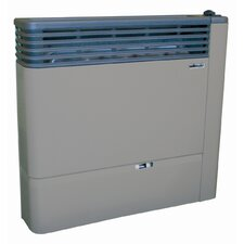18,000 BTU Natural Gas Wall Space Heater