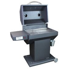 Smoker Pellet Grill with Searing Grate