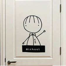 Piccolo My Name Is Boy Wall Decal