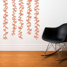 Spot Spring Branches Wall Sticker