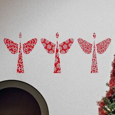 Christmas 2013 Angels Decals
