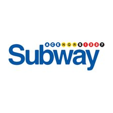 XXL Subway Wall Sticker