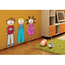 Ludo Eliot, Ludo and Lou Wall Decal
