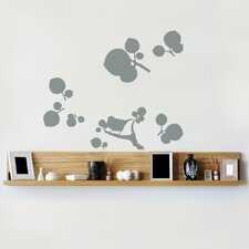 Spot Little Murmansk Flowers Wall Decal