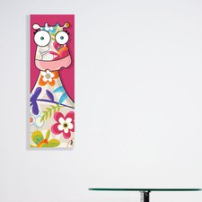 Canvas Cow Wall Decals