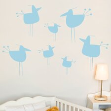 Piccolo Hot Chicks Wall Decal