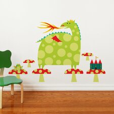 <strong>ADZif</strong> Piccolo Country Dragon Wall Decal
