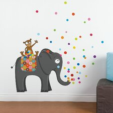 Ludo Party Time Wall Decal