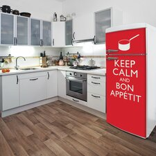 <strong>ADZif</strong> Domo Bon Appetit Wall Decal