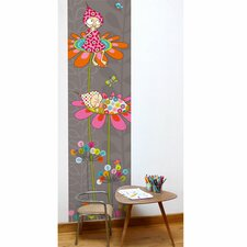 Unik Violette's Dream Wall Decal