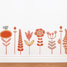Spot Garden Wall Sticker
