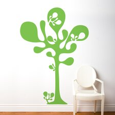 XXL Pop Tree Wall Sticker