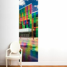 <strong>ADZif</strong> Unik The Palace of Colors Wall Decal