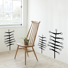 <strong>ADZif</strong> Spot Plants Wall Decal