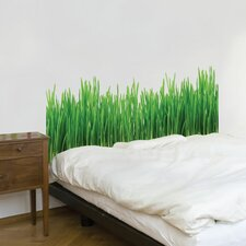 Cama Grass Wall Decal