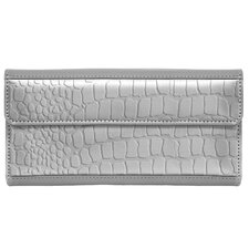 Monochrome Continental Clutch Wallet