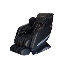 <strong>Repose</strong> Faux Leather Reclining Zero-Gravity Massage Chair