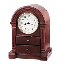 <strong>Bulova</strong> Anniston Mantel Clock
