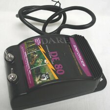 Electric 20 Mile Fence Charger