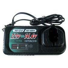<strong>Hitachi</strong> 7.2V - 14.4V Universal Battery Charger