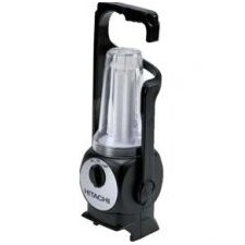 9.6V - 12V Cordless Lantern Light with Clamshell