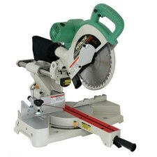 "C12RSH Sliding Dual Compound 12 Amp 12"" Blade Diameter Miter Saw With Laser Marker"
