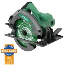 "<strong>Hitachi</strong> 15 Amp 7.25"" Blade Diameter Circular Saw with Case"