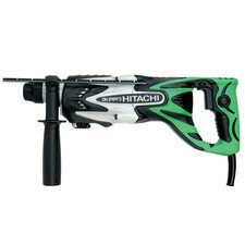 "<strong>Hitachi</strong> 0.94"" SDS Plus Rotary Hammer with D-Handle"