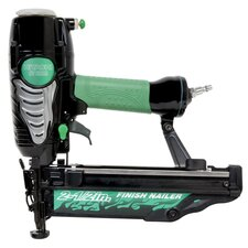 "<strong>Hitachi</strong> 2.5"" 16 Gauge Finish Nailer with Blow Nozzle"