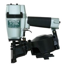 "<strong>Hitachi</strong> 1.75"" Power Head Roofing Coil Nailer Side Load Magazine"