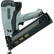"2.5"" Gas Powered 15-Gauge Angled Finish Nailer"